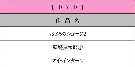 2月DVD