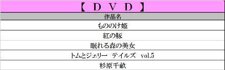 DVD12月